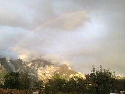 虹が出ました_d0136540_01555123.jpg