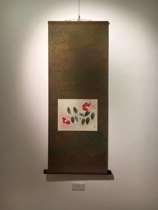 頴川麻美子 日本画展_e0255740_17480344.jpg