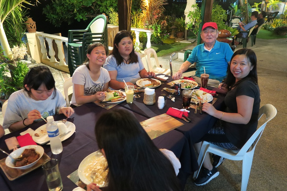 北ルソン日本人会 恒例の家族一泊旅行 2016 Outing of Japanese Association in Northern Luzon_a0109542_19165629.jpg