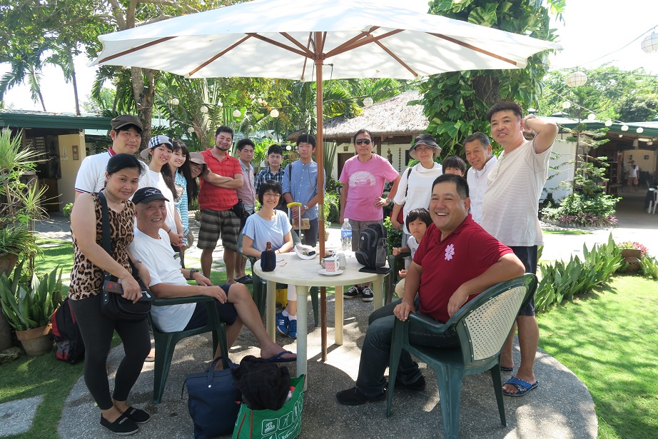 北ルソン日本人会 恒例の家族一泊旅行 2016 Outing of Japanese Association in Northern Luzon_a0109542_19175633.jpg