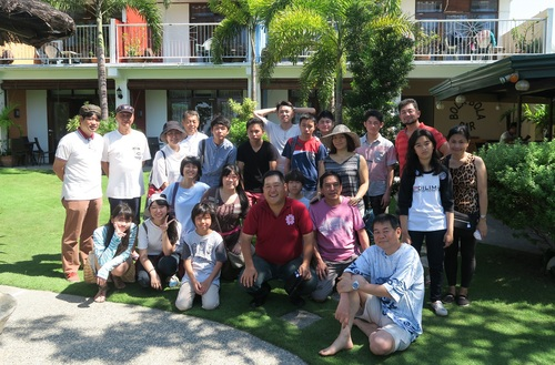 北ルソン日本人会 恒例の家族一泊旅行 2016 Outing of Japanese Association in Northern Luzon_a0109542_19185991.jpg