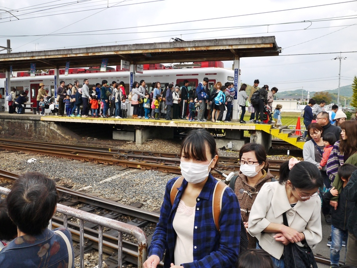 第10回 貴志川線祭り_b0093754_2355732.jpg