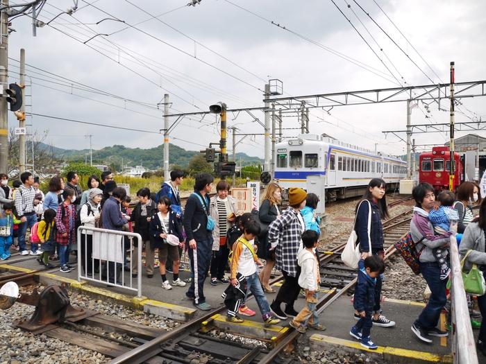 第10回 貴志川線祭り_b0093754_2361618.jpg