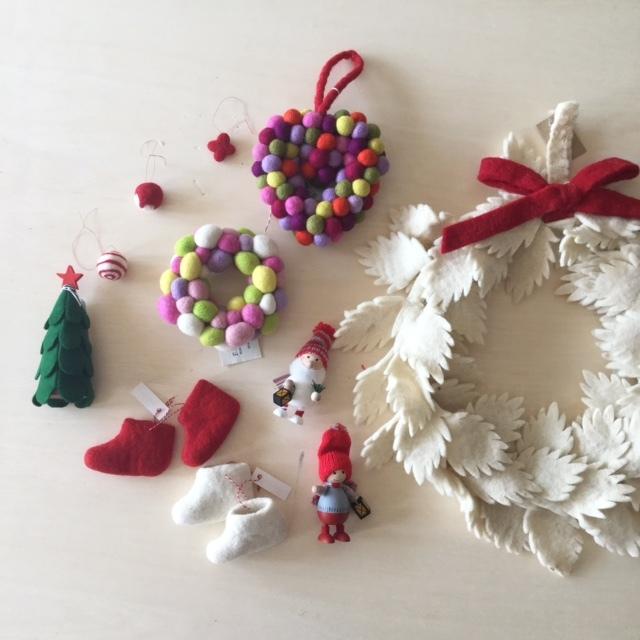 次はクリスマスの準備はじまります♪ギャッベ展ありがとうございました♪_a0322978_22580004.jpg