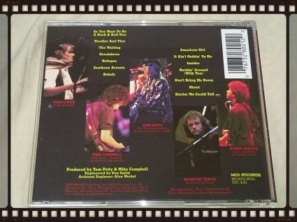 TOM PETTY AND THE HEARTBREAKERS / PACK UP THE PLANTATION:LIVE!_b0042308_17093306.jpg
