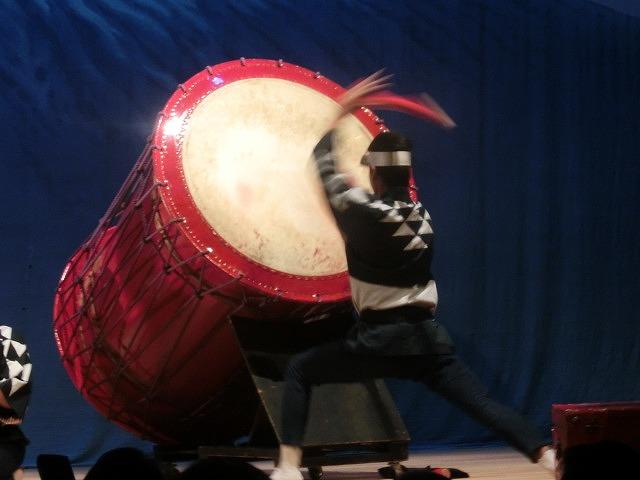 ハイレベルな演奏に圧倒された「鬼太鼓座」(おんでこざ)と「陸上自衛隊東部音楽隊」_f0141310_7521826.jpg