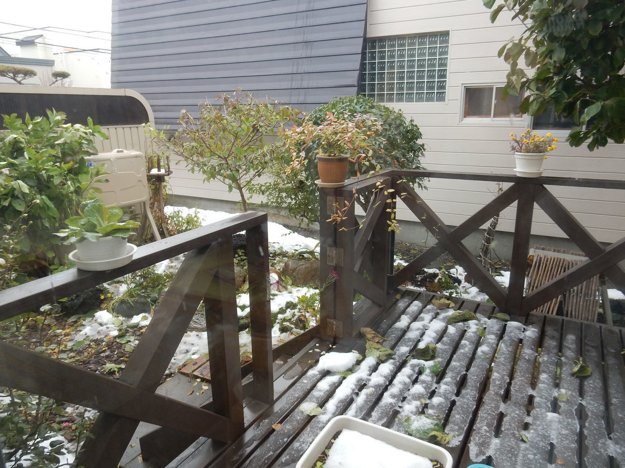 着々と積雪は減って_c0025115_20521744.jpg