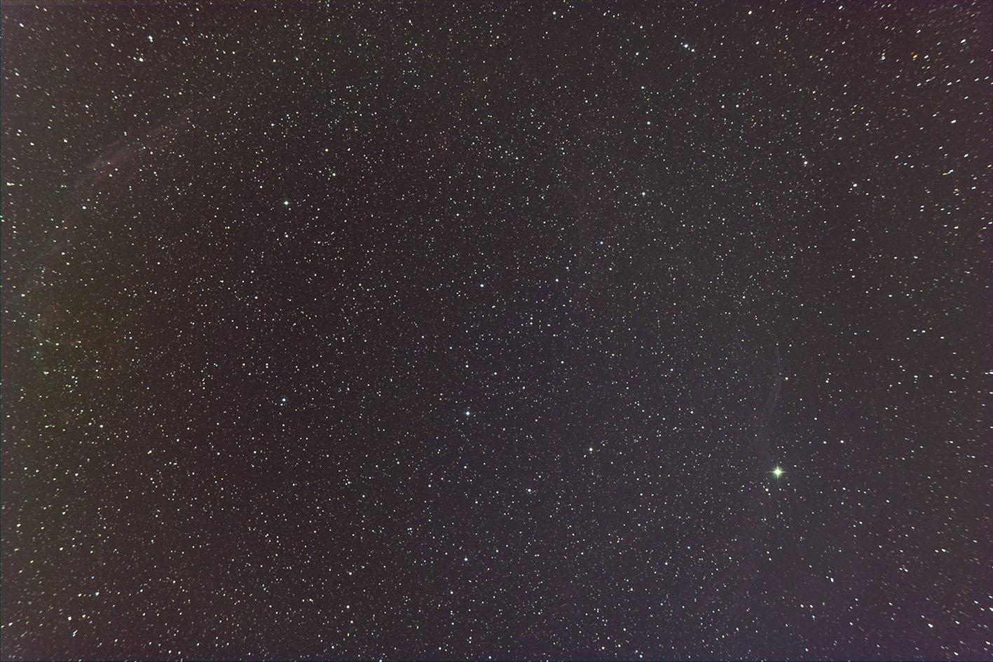 Veil Nebula 、NGC6992-5、NGC6960_c0061727_11104983.jpg