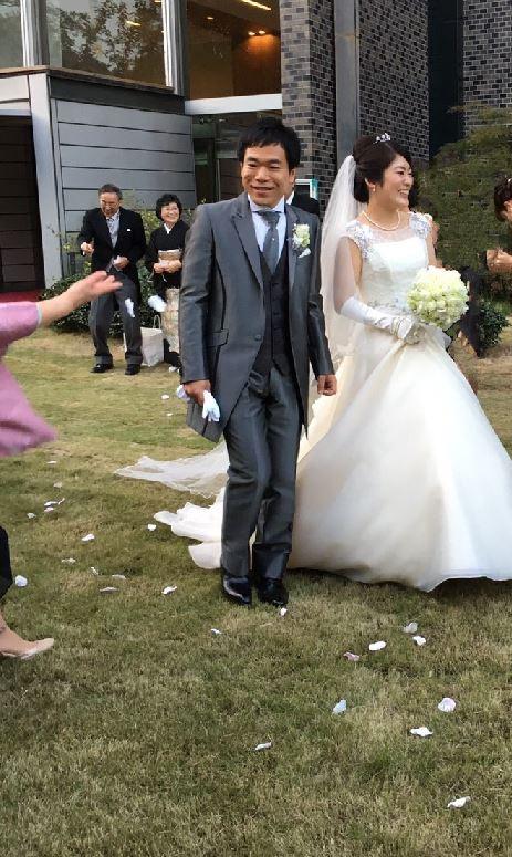 新郎新婦様からのメール グランドプリンスホテル高輪様の花嫁様より 真摯であること_a0042928_1720577.jpg