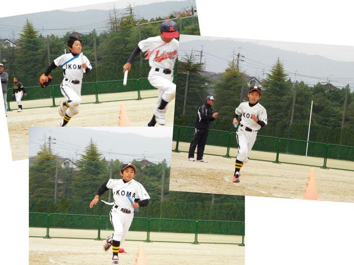 11/6(日) 生駒市軟式学童野球フェスティバル_b0296154_2232098.jpg