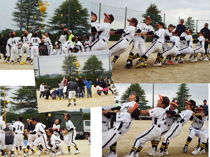 11/6(日) 生駒市軟式学童野球フェスティバル_b0296154_2243670.jpg