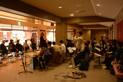 7th Uto Jazz Meet コンサート_f0358164_20540844.jpg