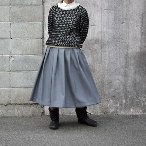 トラバイユのスカート_b0274170_1910225.jpg