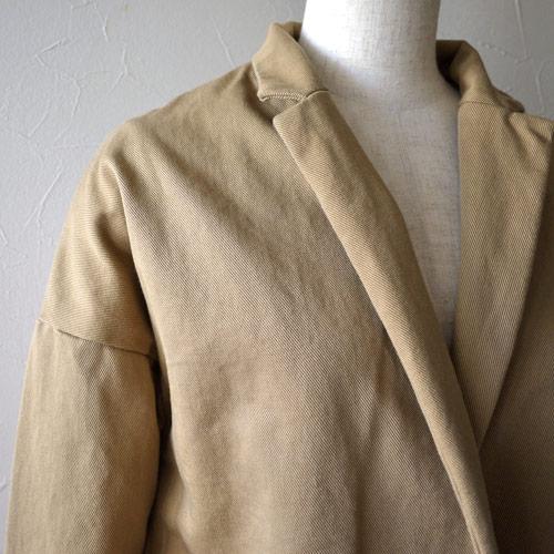 トラバイユのジャケット_b0274170_19125319.jpg