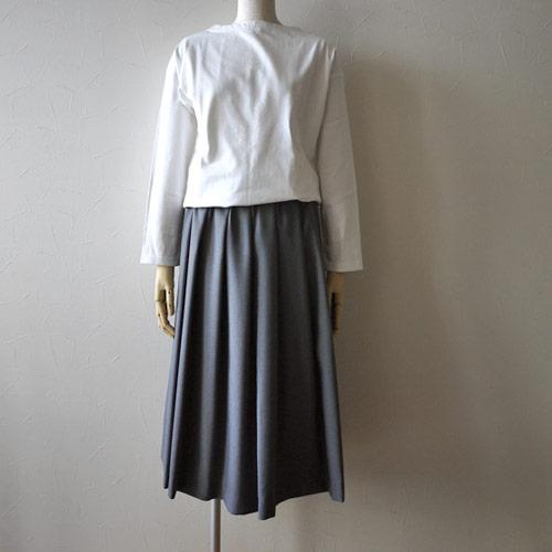 トラバイユのスカート_b0274170_1995062.jpg
