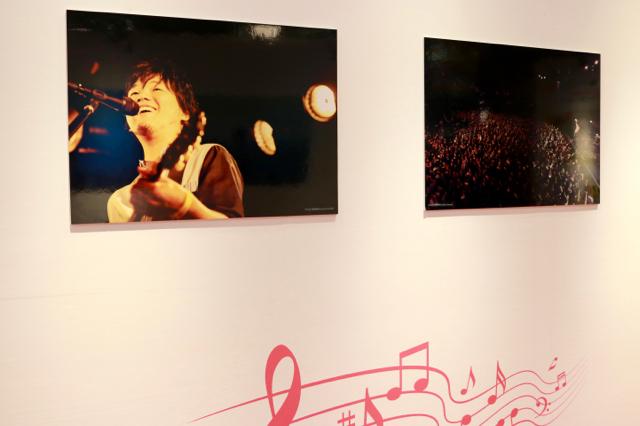 横浜音祭り presents 秦基博展_f0348831_22465064.jpg