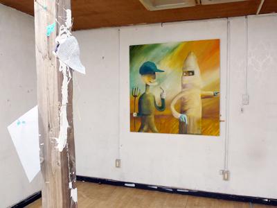 駿河の国の芸術祭「富士の山ビエンナーレ」_c0121933_1849118.jpg