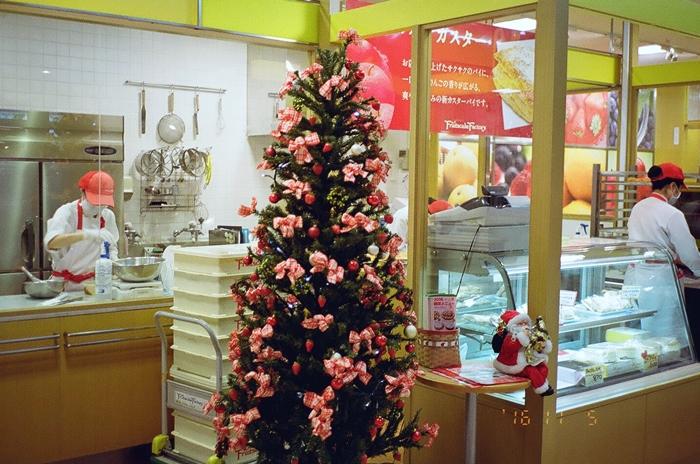 クリスマス商戦への切り替えと唐諾徳・川普大統領_c0182775_17501686.jpg