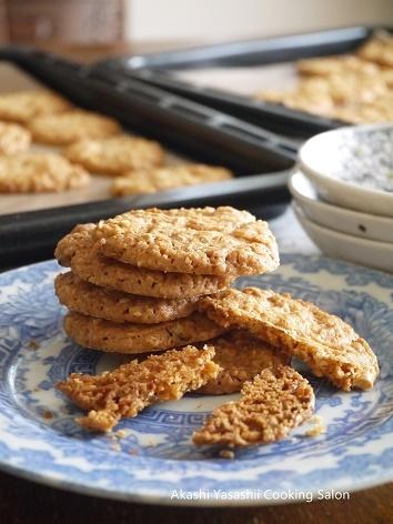 オートミールとココナッツのクッキー_f0361692_11335335.jpg