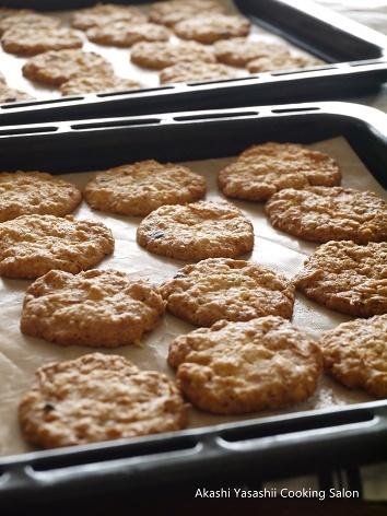 オートミールとココナッツのクッキー_f0361692_11350173.jpg