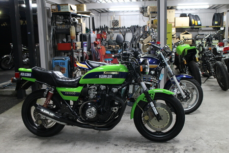 z1000jのようなR-1!!! : TOP END BLOG