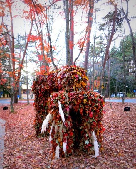 Art of Forest Autumn*ニコライ・バーグマン @軽井沢高原教会_f0236260_22002208.jpg
