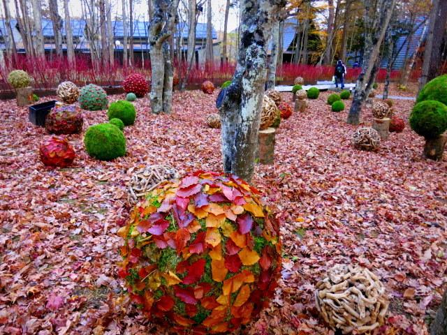 Art of Forest Autumn*ニコライ・バーグマン @軽井沢高原教会_f0236260_22012674.jpg