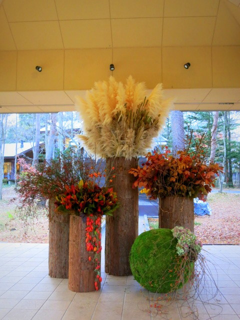 Art of Forest Autumn*ニコライ・バーグマン @軽井沢高原教会_f0236260_22015995.jpg