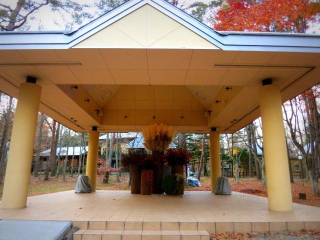 Art of Forest Autumn*ニコライ・バーグマン @軽井沢高原教会_f0236260_22513101.jpg