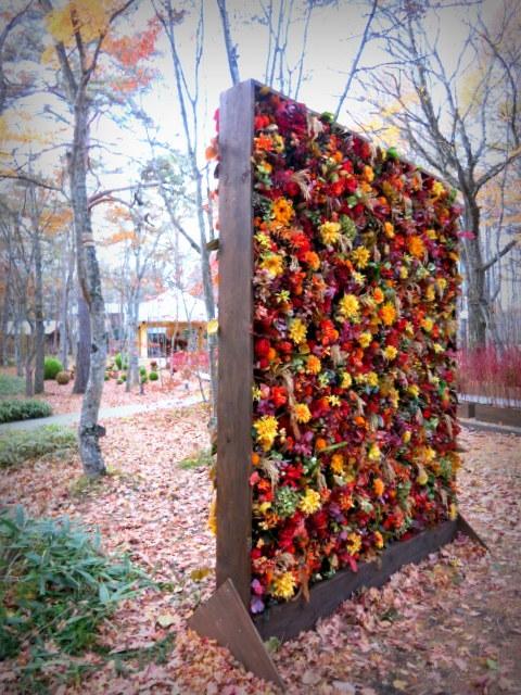 Art of Forest Autumn*ニコライ・バーグマン @軽井沢高原教会_f0236260_22572749.jpg