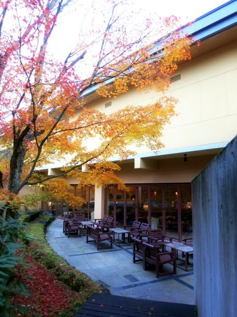 Art of Forest Autumn*ニコライ・バーグマン @軽井沢高原教会_f0236260_23054606.jpg