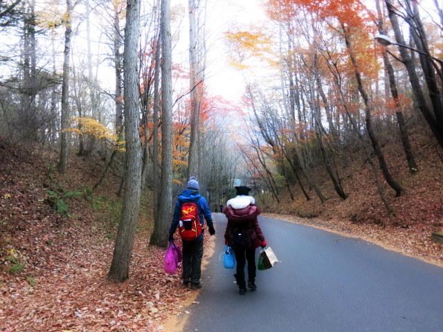 Art of Forest Autumn*ニコライ・バーグマン @軽井沢高原教会_f0236260_23082006.jpg