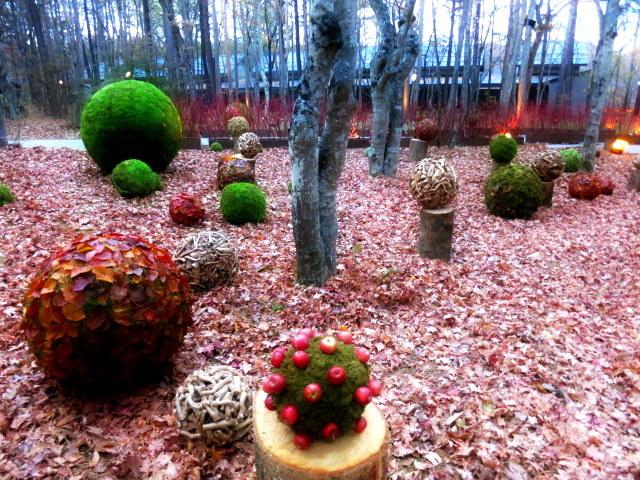 Art of Forest Autumn*ニコライ・バーグマン @軽井沢高原教会_f0236260_23103421.jpg