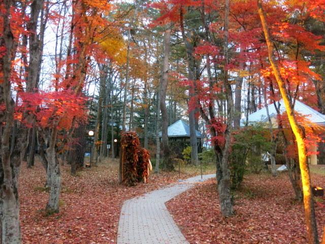 Art of Forest Autumn*ニコライ・バーグマン @軽井沢高原教会_f0236260_23115212.jpg