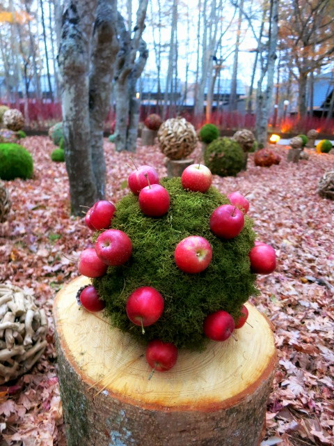 Art of Forest Autumn*ニコライ・バーグマン @軽井沢高原教会_f0236260_23123970.jpg