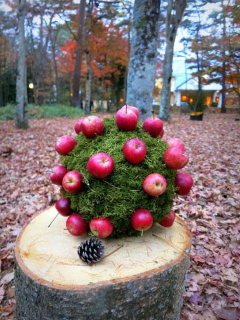 Art of Forest Autumn*ニコライ・バーグマン @軽井沢高原教会_f0236260_23132764.jpg