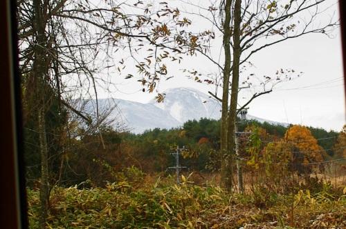蓼科山、冠雪。_c0110869_11172917.jpg
