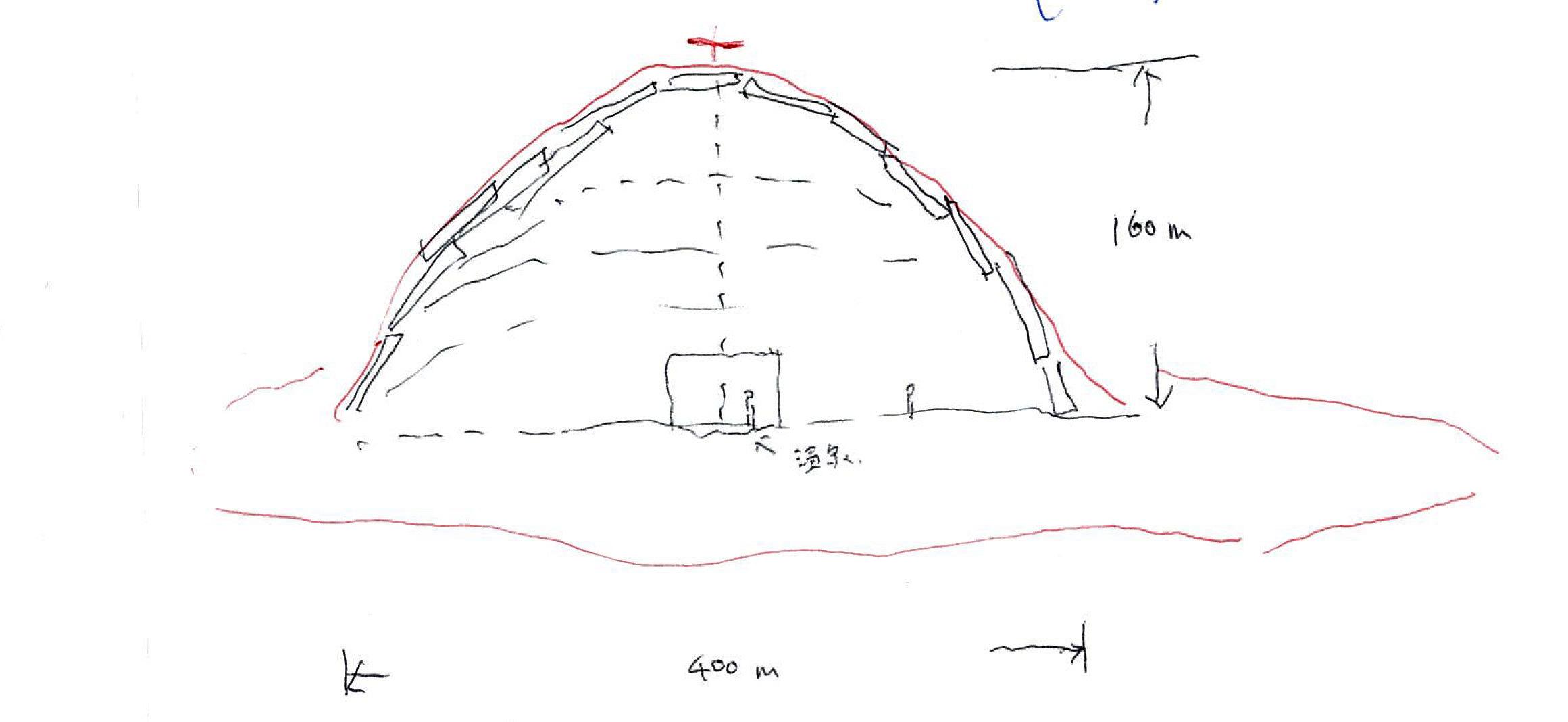 川俣正岩見沢プロジェクト2016/奈良大安寺の丸太・2_c0189970_09334901.jpg
