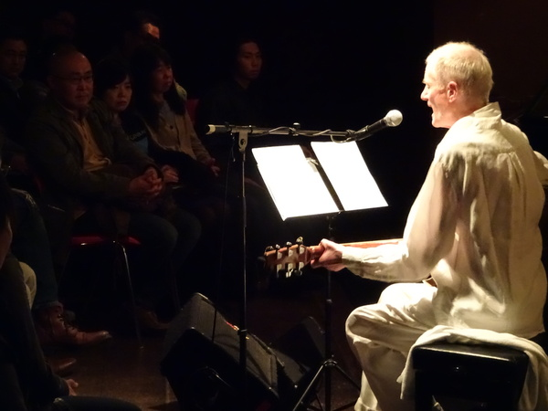 Peter Hammill Live at Coo, Sapporo, 9th Nov. 2016_b0009391_0504575.jpg