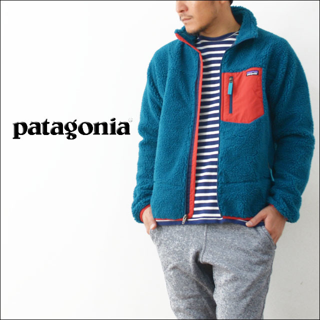 【再入荷】patagonia [パタゴニア正規代理店] BOY\'S RETRO-X JACKET [65625] MEN\'S_f0051306_13353230.jpg