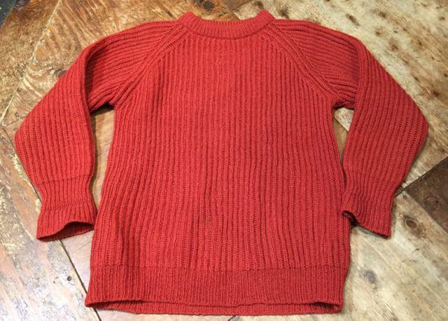 11月12日(土)入荷! Peter Storm  セーター Made in England_c0144020_14381140.jpg
