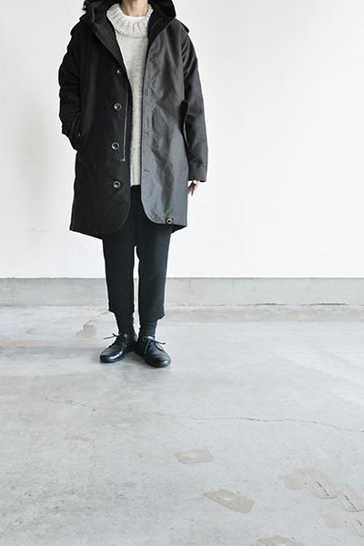 RICEMAN Mods Coat (Black)_d0120442_14574647.jpg