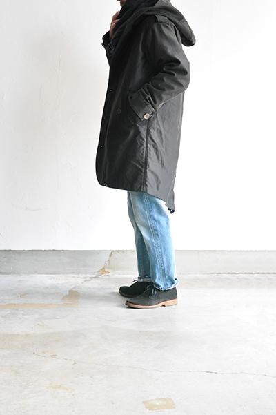 RICEMAN Mods Coat (Black)_d0120442_1613516.jpg