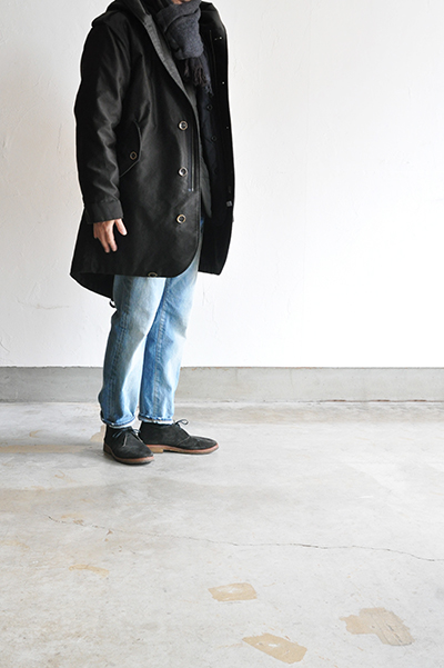 RICEMAN Mods Coat (Black)_d0120442_1613728.jpg