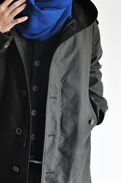 RICEMAN Mods Coat (Black)_d0120442_16205019.jpg