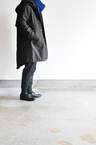 RICEMAN Mods Coat (Black)_d0120442_16205438.jpg