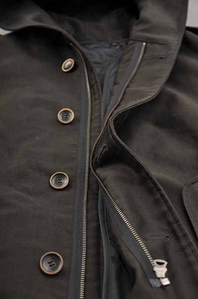 RICEMAN Mods Coat (Black)_d0120442_16525379.jpg