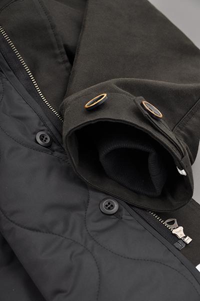 RICEMAN Mods Coat (Black)_d0120442_16525623.jpg