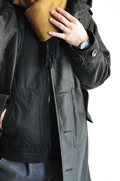 RICEMAN Mods Coat (Black)_d0120442_1655545.jpg