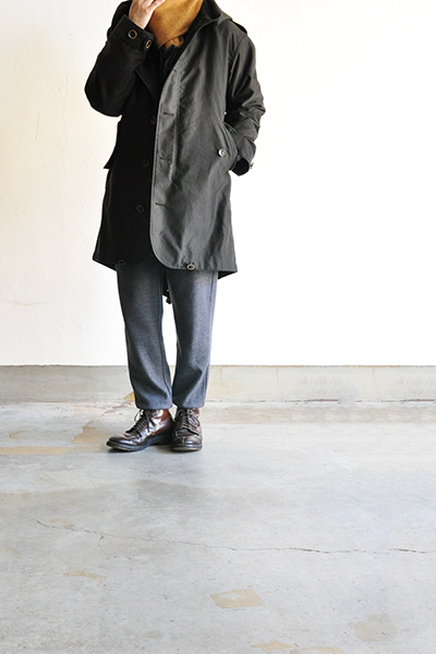 RICEMAN Mods Coat (Black)_d0120442_1655739.jpg